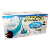As Seen on TV Hurricane Spin Mop