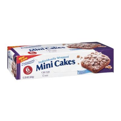 Entenmann's Crumb Cake Mini Cakes