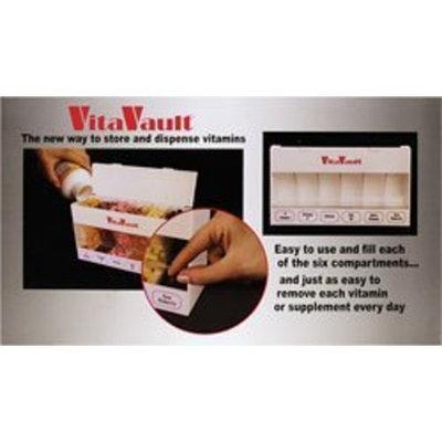 VitaVault Daily Vitamin Dispenser 1 Unit