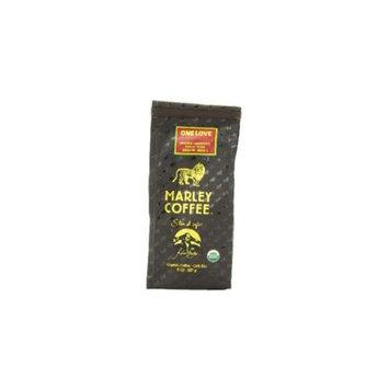 Marley Coffee Organic Ground, Ethiopia Yirgacheffe Medium Roast, One Love, 8 oz