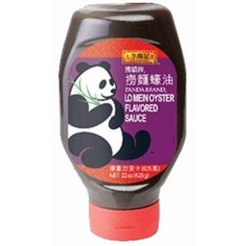Lee Kum Kee Panda Lo Mein Oyster Flavored Sauce, 22-Ounce (Pack of 3)