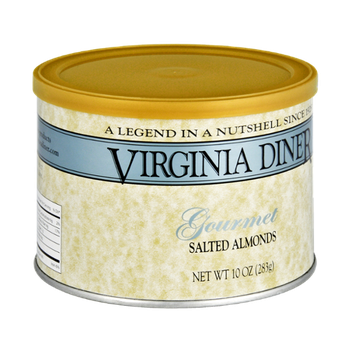 Virginia Diner Gourmet Salted Almonds