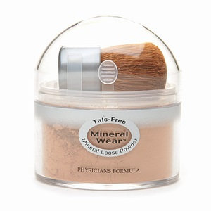 Physicians Formula Mineral Wear Bronzer Talc-Free Loose Powder