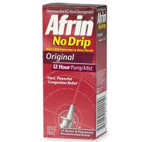 Afrin No Drip 12 Hour Pump Mist, Original, .5 fl oz