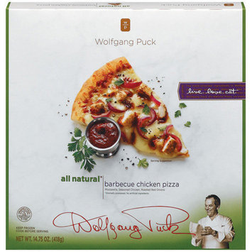 Wolfgang Puck: Barbecue Chicken Pizza, 14.75 Oz