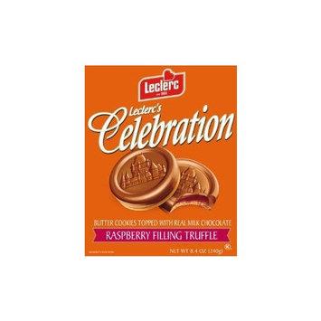 Celebration Raspberry Filled Truffle Cookies