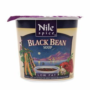 Nile Spice Black Bean Soup Cup