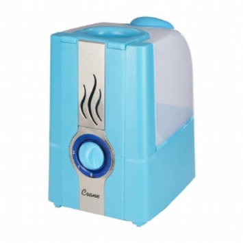 Crane USA Warm Cool Mist Humidifier, 1 Gallon, Aqua, 1 ea