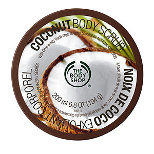 THE BODY SHOP® Coconut Body Scrub