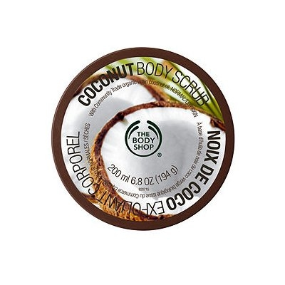 The Body Shop Body Scrub
