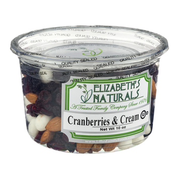 Elizabeth's Naturals Cranberries & Cream