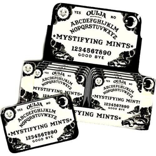 Boston America Corp. Candy Tin Ouija Mystifying Mints 1.5 oz