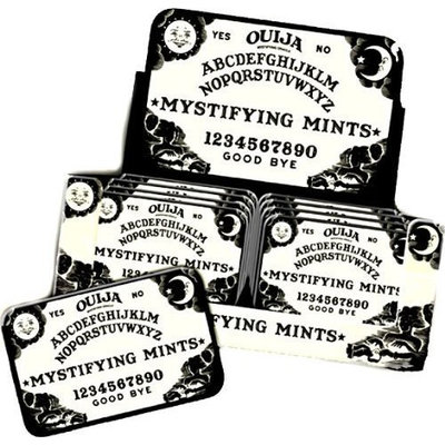 Boston America Corp. Candy Tin Ouija Mystifying Mints 1.5 oz