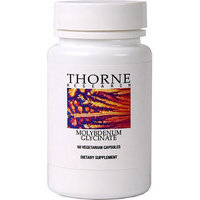 Thorne Research - Molybdenum Glycinate - 60 Capsules