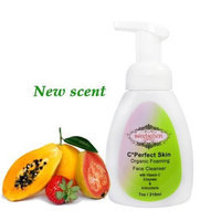 Sweetsation Therapy Organic C*Perfect Skin Foaming Face Cleanser with Vitamin C