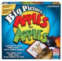 Mattel Big Picture Apples to Apples Game