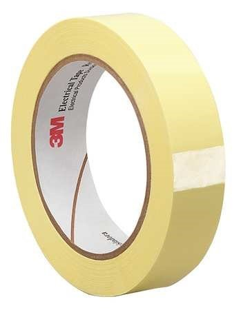 3M Preferred Converter Electrical Tape (3/4 x 72yd, 2 mil, Yellow). Model: 3M 1318-2 0.75