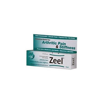 Heel Homeopathic Combinations Zeel Ointment 1. 76 oz.  Pain 220574