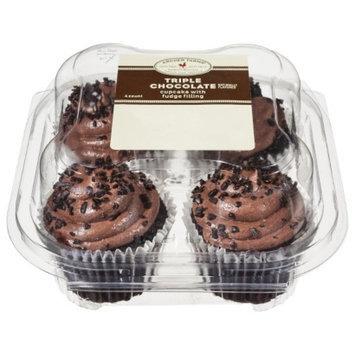 Archer Farms Chocolate Cupcakes 4 ct
