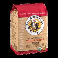 King Arthur Flour 100% Organic Whole Wheat Flour