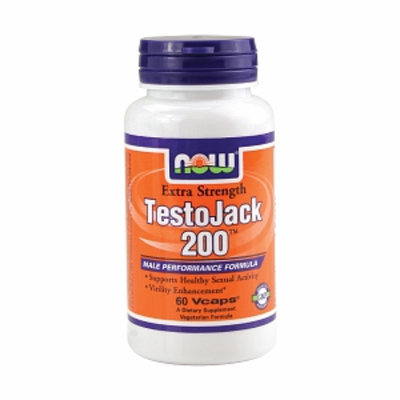 NOW Foods TestoJack 200