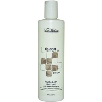 L'Oréal Paris Colorist Collection Blondes Vanilla Bean Shampoo for Unisex