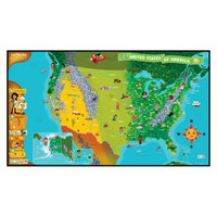 LeapFrog Tag United States of America Interactive Map