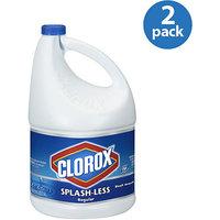 Clorox Splash-Less Regular Bleach