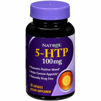 Natrol 5-Htp 100 mg Dietary Supplement 30 ct