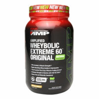 Gnc GNC Pro Performance AMP Amplified Wheybolic Extreme 60 Original - Natural Vanilla