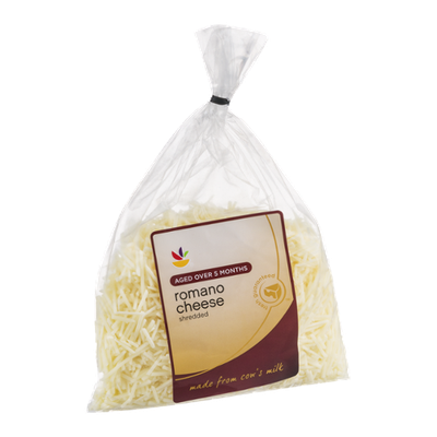 Ahold Romano Cheese Shredded