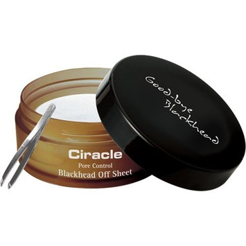 Ciracle Ciralce - Good-bye Blackhead - Blackhead Off Sheet - Trouble Spot - Facial Care