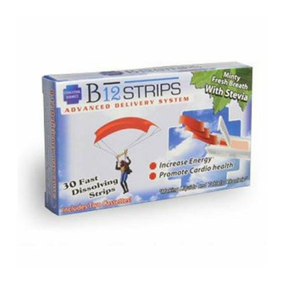 Essential Source B12 Strips 1000 mcg 30 Pack