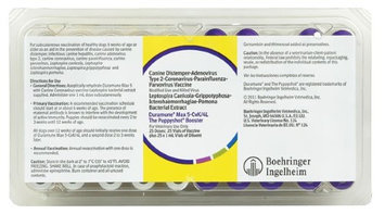 Lambert Vet Supply Duramune Max 5/4L Dog Vaccine