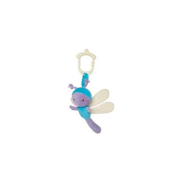 My Natural Relief My Natural 46301 Clip n Go Stroller Toy - Dragonfly