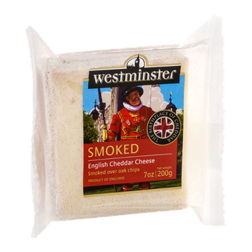 Westminster English Cheddar Cheese Smoked