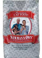 Newman's Own Dry Cat Food