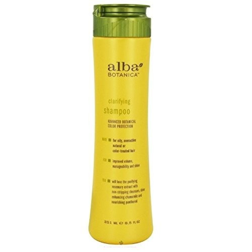 Alba Botanica Hair Care Cleanse Clarifying Shampoo