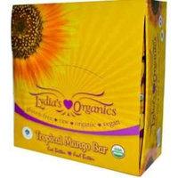 Lydia's Organics Lydias Organics, Tropical Mango Bar, 12 Bars, 1.5 oz (43 g) Each