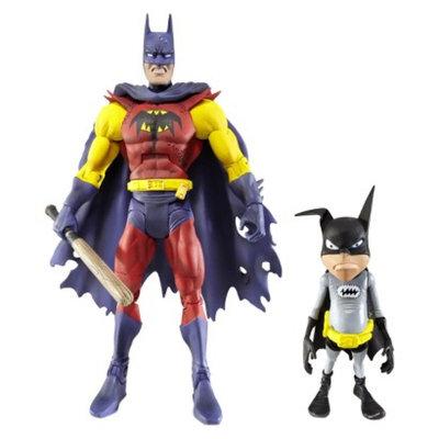 DC Comics Batman Unlimited Planet X with Batmite Collector Action Figure