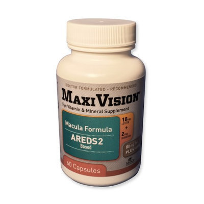 MaxiVision - Macula Formula - 60 Capsules