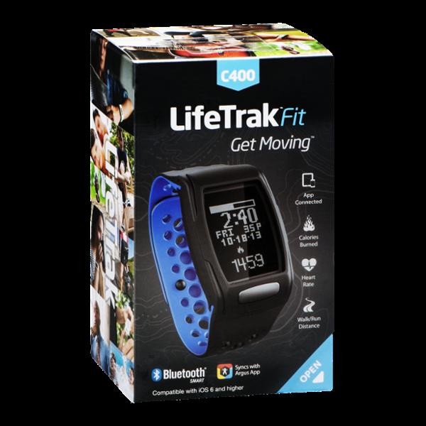 LifeTrak Fit C400