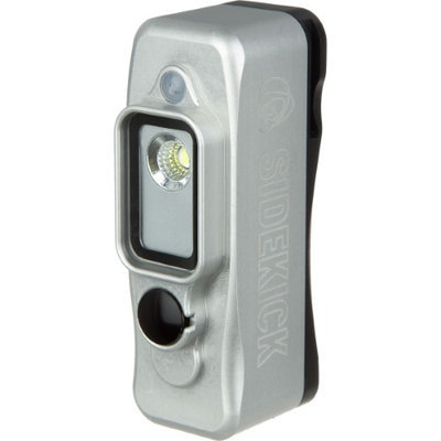 Light & Motion Sidekick Flood Camera Light Silver, One Size