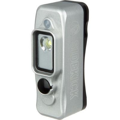 Light & Motion Sidekick Flood Camera Light Silver, One Size