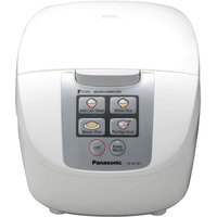 Panasonic SR-DF181 Fuzzy-Logic Rice Cooker W/ Micro-Computer Controlled Automatic Cooking