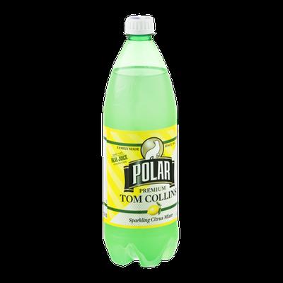 Polar Premium Tom Collins Sparkling Citrus Mixer