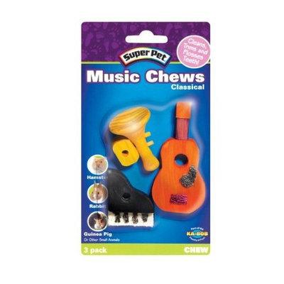 Super Pet Classical Music Chews, 3-Pack