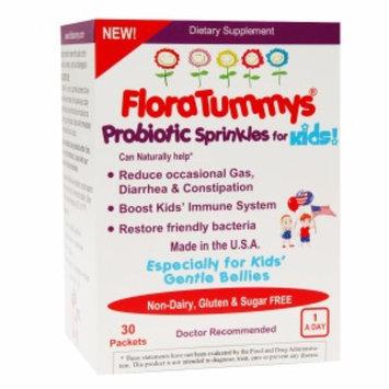 FloraTummys Probiotic Sprinkle Packets for Kids, 30 ea
