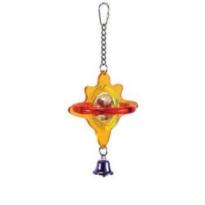 Prevue Hendryx Prevue-Hendryx Bird Toy Acrylic Orbit