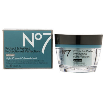 Boots No7 Protect & Perfect Intense Night Cream